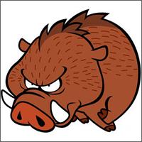 猪突猛進型比較
