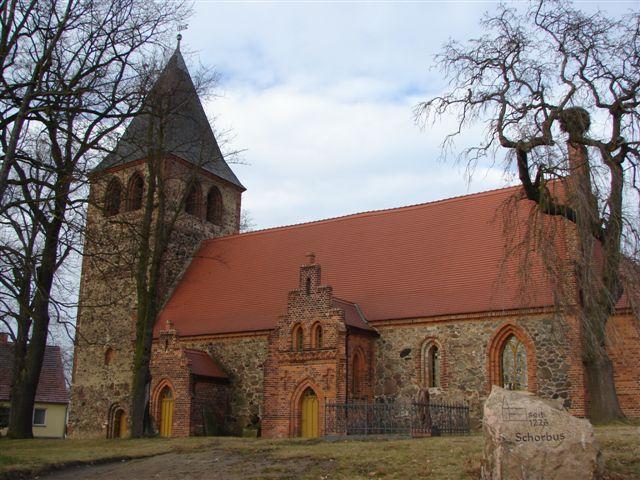 Dorfkirche Schorbus