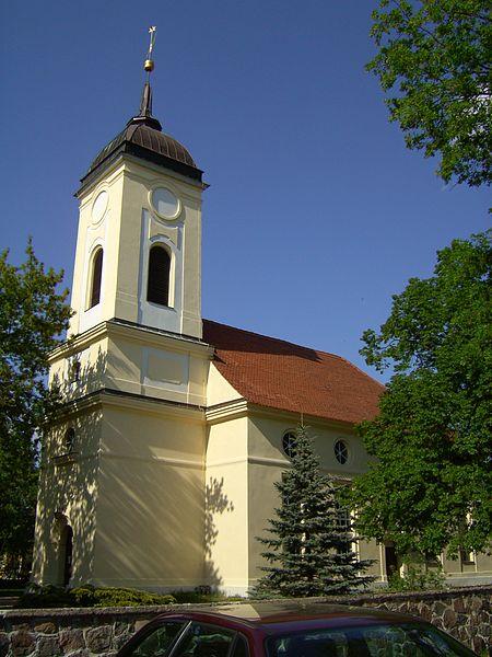 Dorfkirche Christinendorf