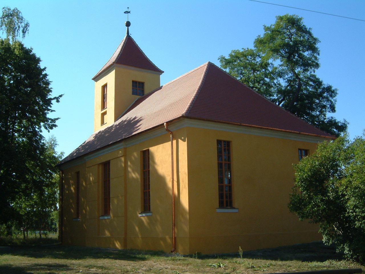 Dorfkirche Weindorf