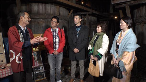 2019年1月1日『てくてく俳句百景』(BS朝日)放送