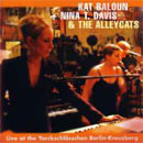 Kat Baloun, Nina T. Davis & the Alleycats - Berlin Blues - 2003