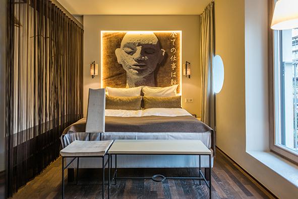 Lieferung und Verlegung von WEITZER PARKETT - Hotel Nala Innsbruck
