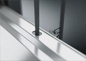ROMA Raffstore - Minimierter Verschleiß durch kunststofffreie Raffstorenlamellen mit tiefgezogenen Lamellenstanzungen