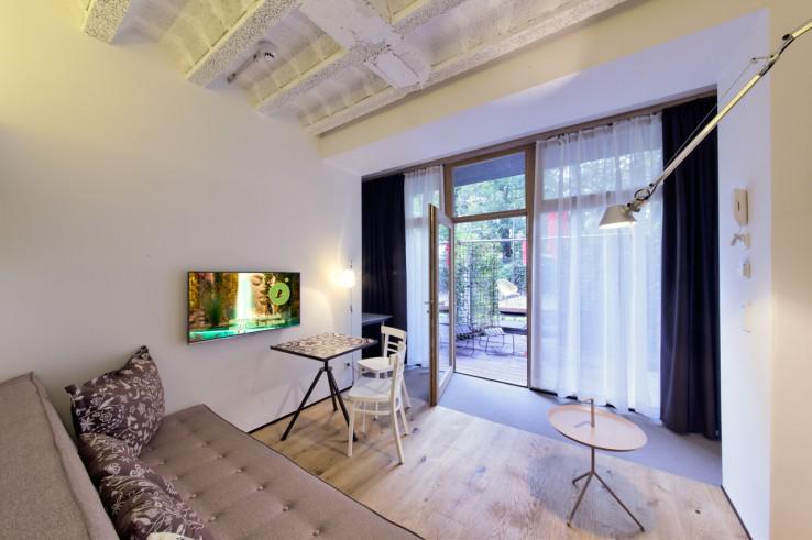 HOTEL NALA Innsbruck - Lieferung und Verlegung von WEITZER PARKETT