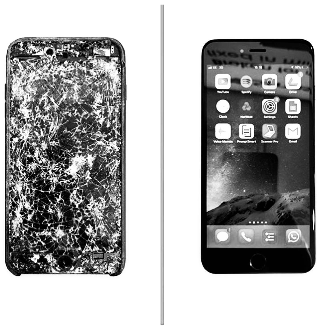 riparazione cellulare iphone milano