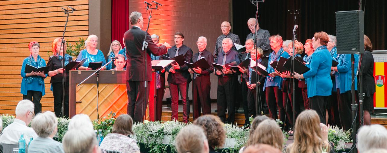 Konzert der Heilchöre zum 150jährigen Jubiläum des Volkschors