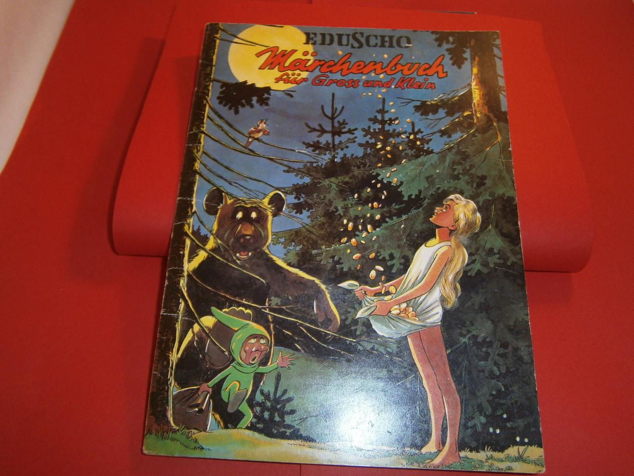 Eduscho Märchenbuch für Gross und Klein 1970