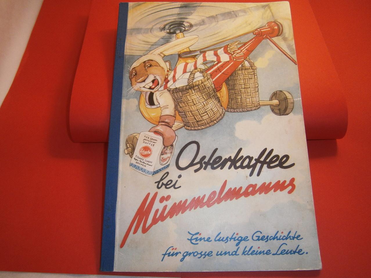 Eduscho Osterkaffee bei Mümmelmanns 1960