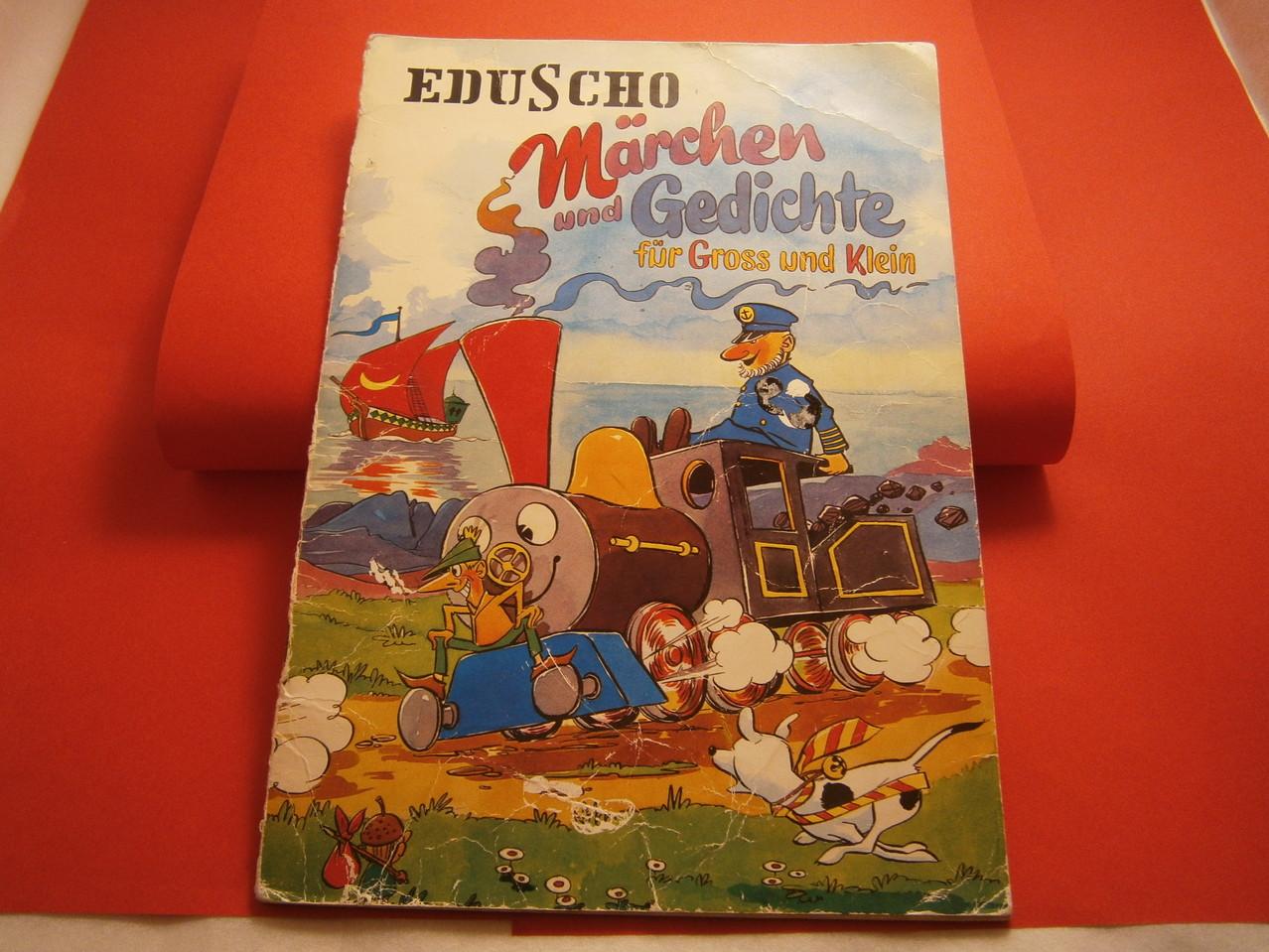 Eduscho Marchen und Gedichte für Gross und Klein 1970