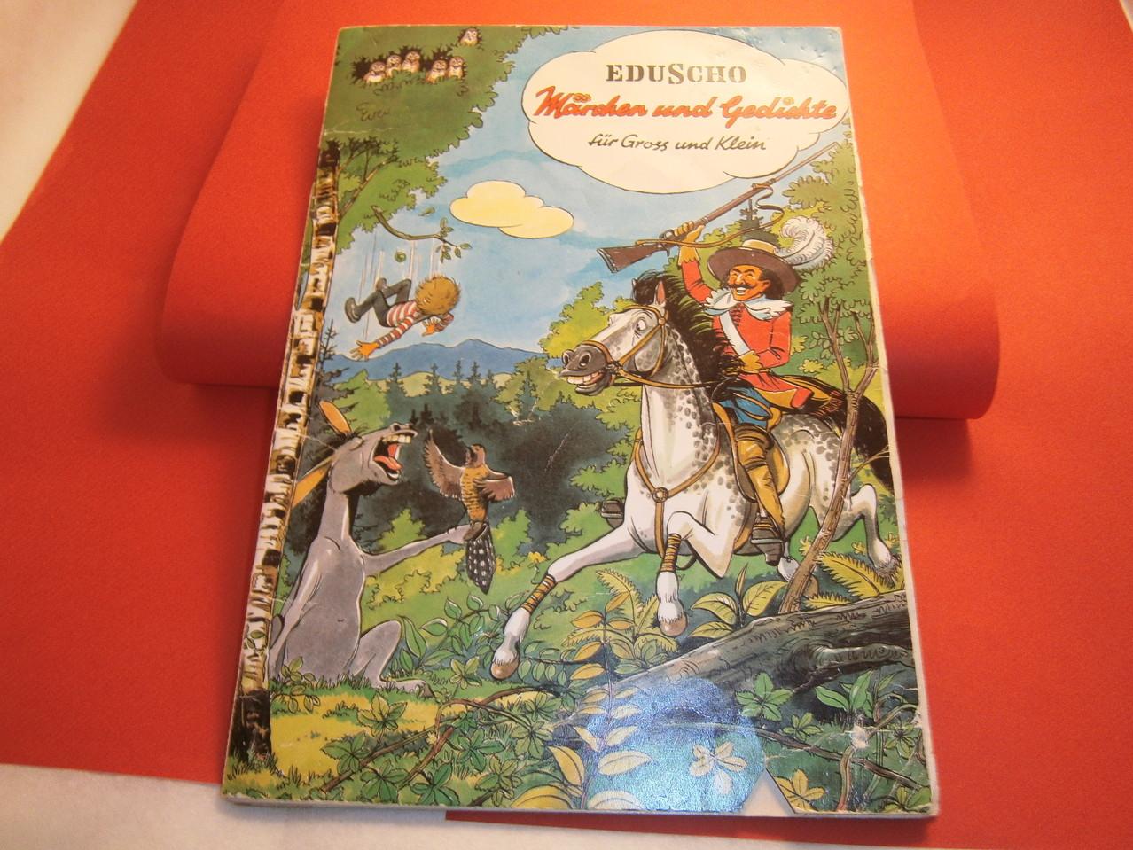 Eduscho Märchen und Gedichte für Gross und Klein 1970