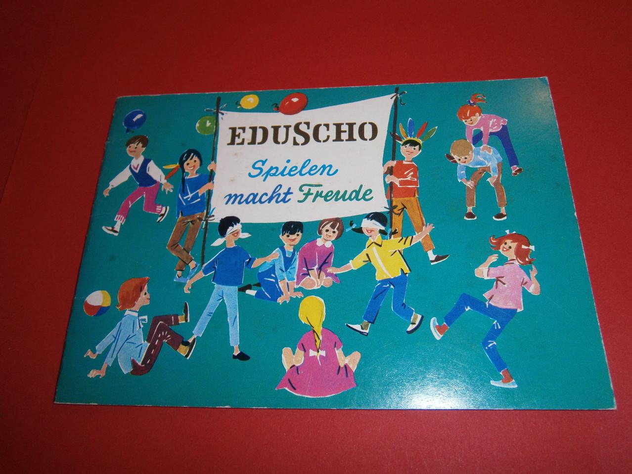 Eduscho Spielen macht Freude 1970