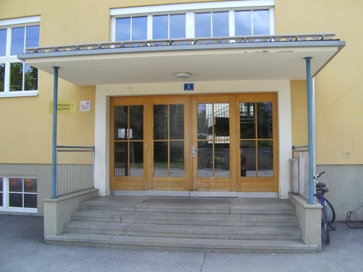 Eingang Süd