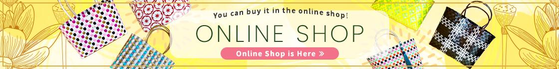 online shop is here