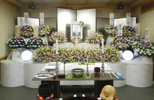 ホール内祭壇イメージ