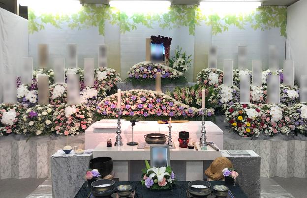 同朋会館花祭壇イメージ