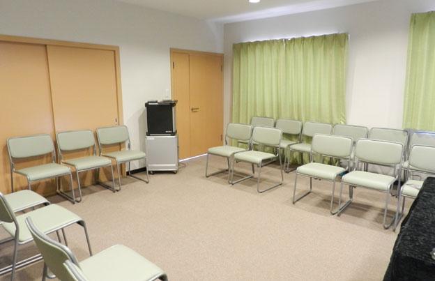 別館・みのり、ホール内イメージ