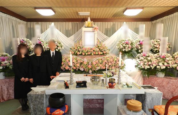 ホール内祭壇イメージ②