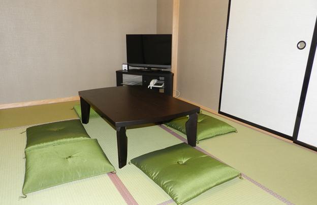 遺族控室 通夜時の宿泊も可能です