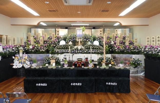 正面花祭壇イメージ1