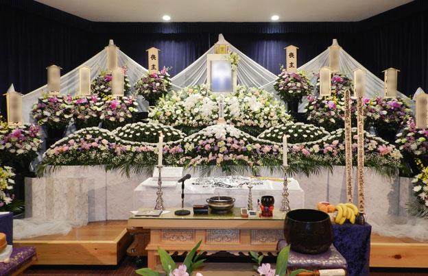 大ホール祭壇イメージ①