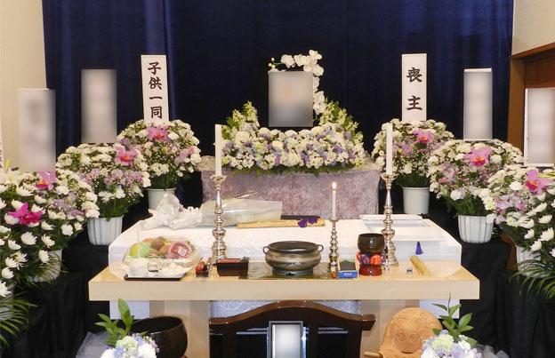 小ホール祭壇イメージ
