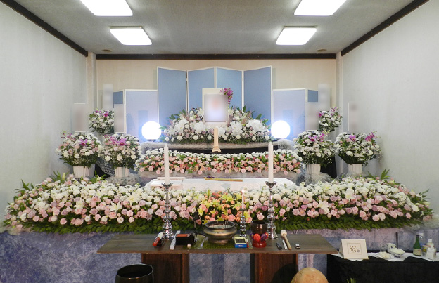 第二式場花祭壇イメージ