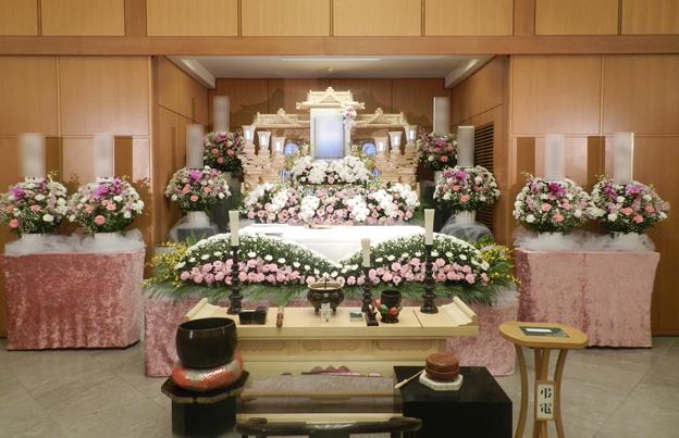中式場祭壇イメージ