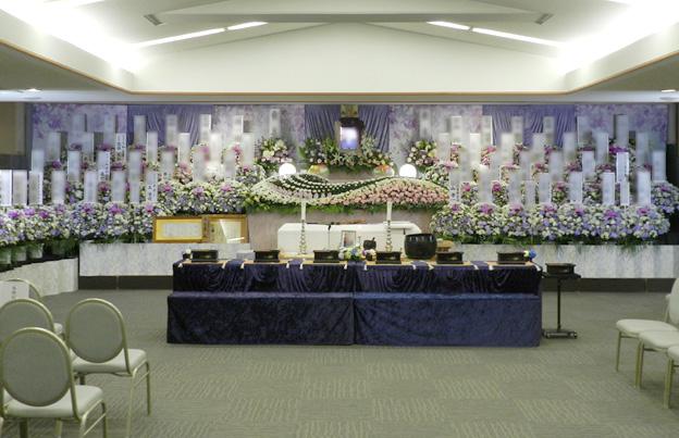 第一式場 花祭壇イメージ