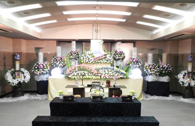 第三式場 花祭壇イメージ