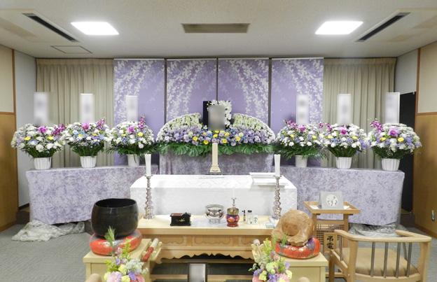 第二式場 花祭壇イメージ