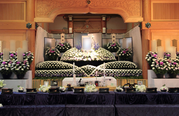 式場内祭壇イメージ