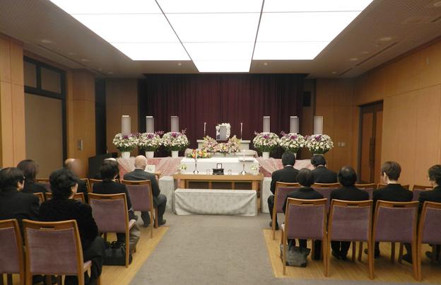 花祭壇使用イメージ