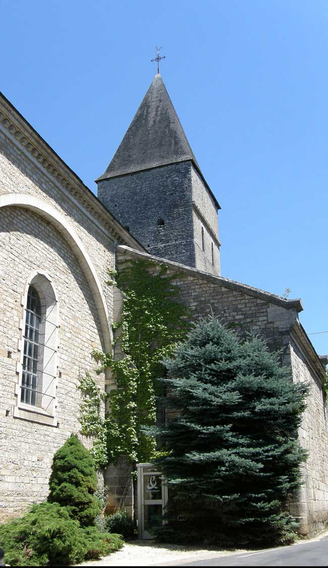 Tourtoirac Abbey