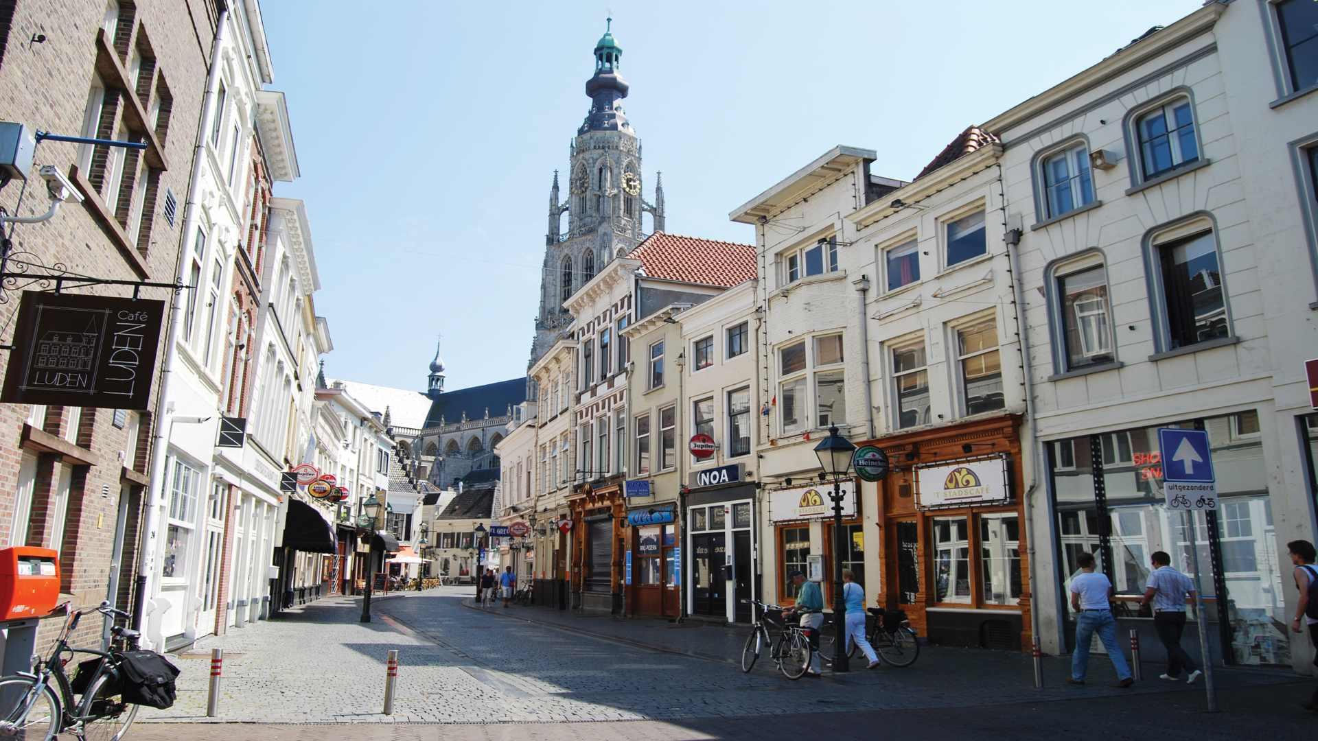 Havenmarkt Breda