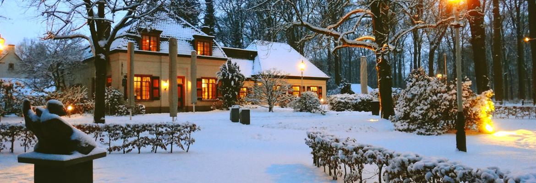 Restaurant Boswachter Liesbosch Breda winter