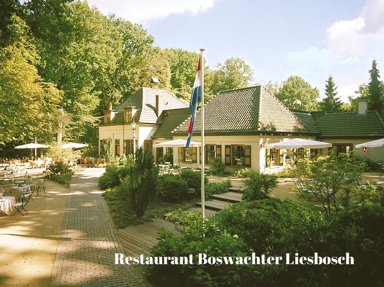 Restaurant Boswachter Liesbosch Breda zomer