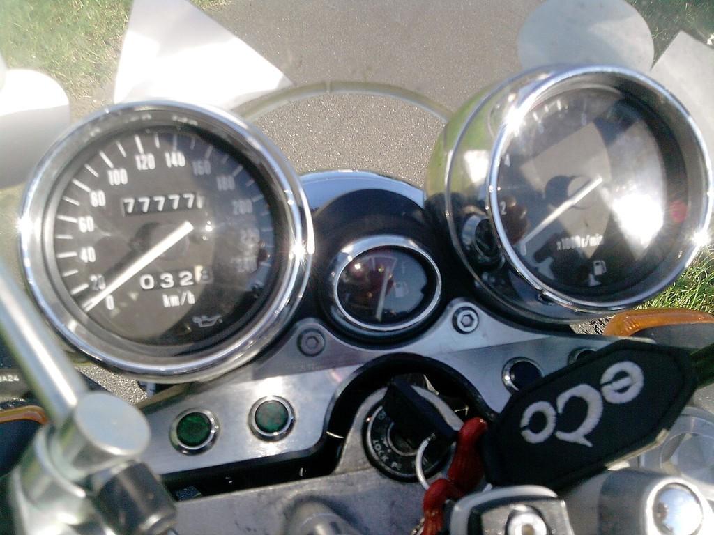 die 100.000km kriegen wir auch noch voll :-)