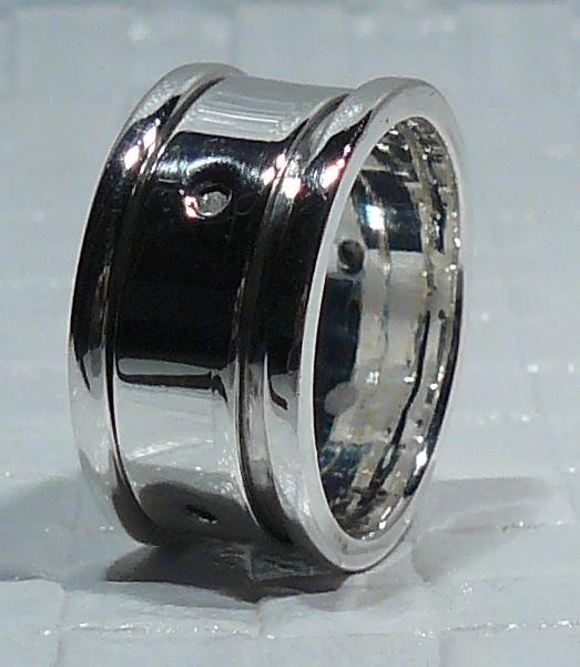 """Bouble anneau """"qui tourne"""""""