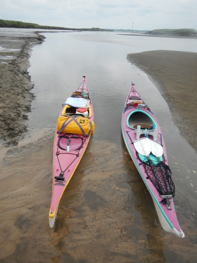 Les derniers filets d'eau de La Leyre vont nous mener jusqu'aux cheneaux balisés du bassin