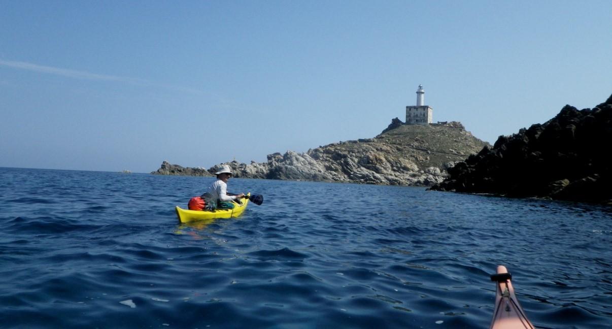 Pointe nord d'Asinara