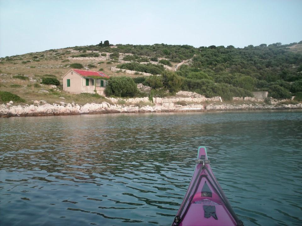 Une maison de pêcheur, un accès pour un répis, d'une heure ou d'une nuit !