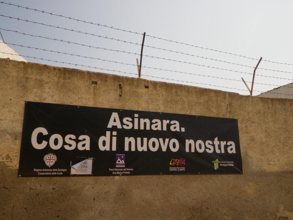 Surprenante rencontre, avec Cosa Nostra, à Olivia