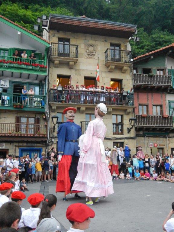 Pays basque et traditions