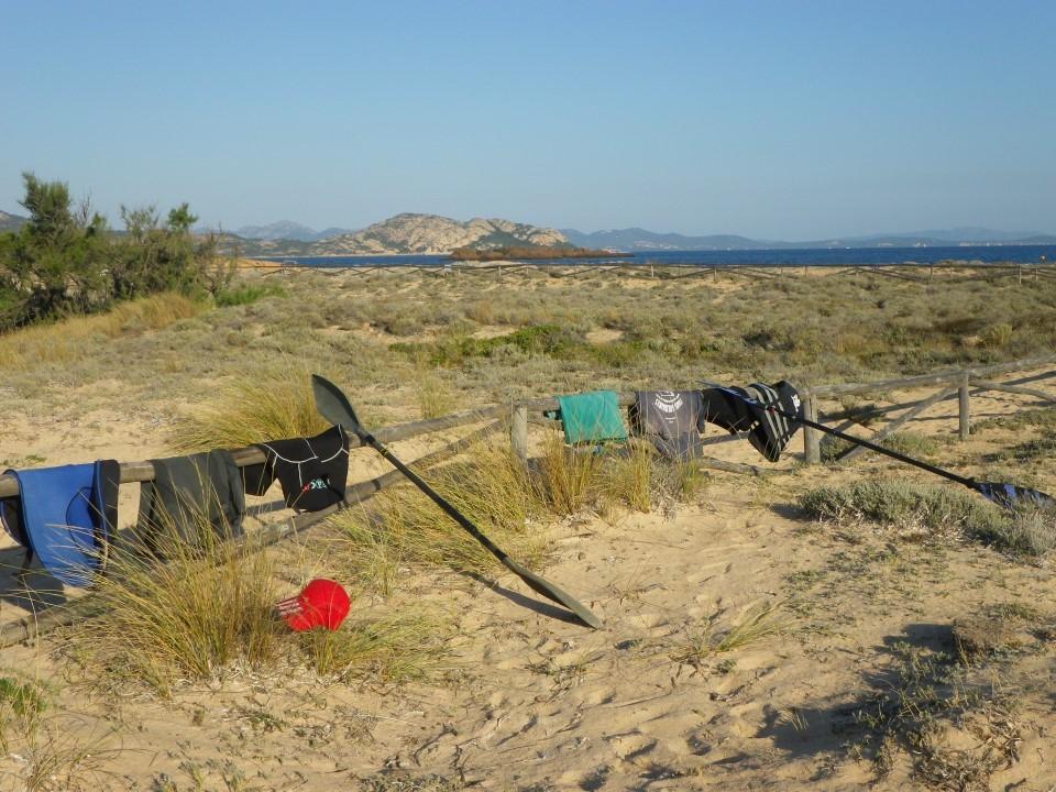 Ambiance dunaire, au sud de l'île.