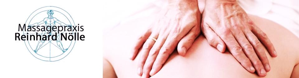 Massagepraxis Reinhard Nölle –Arbeit mit Menschen