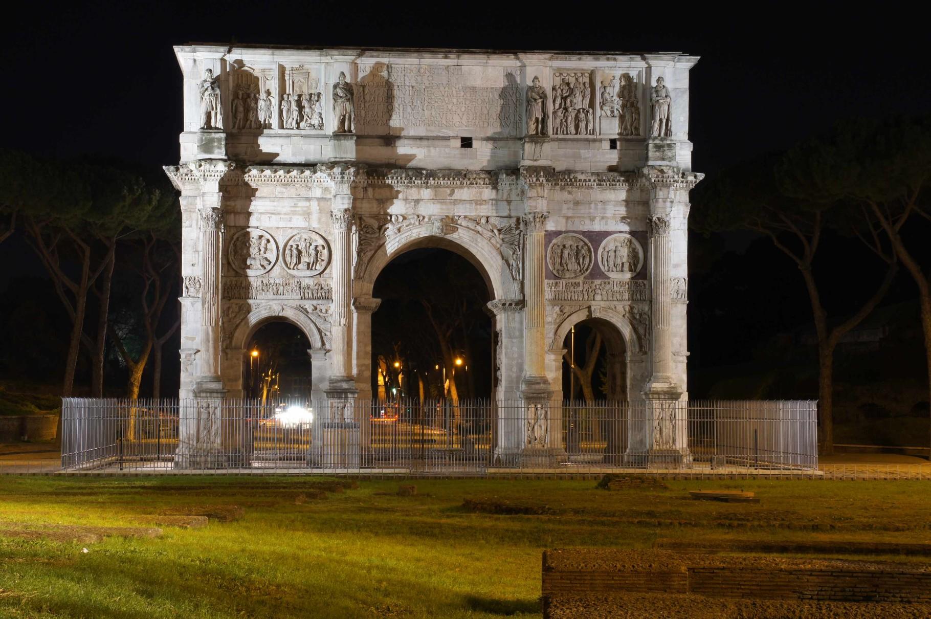 Konstantin-Bogen in Rom