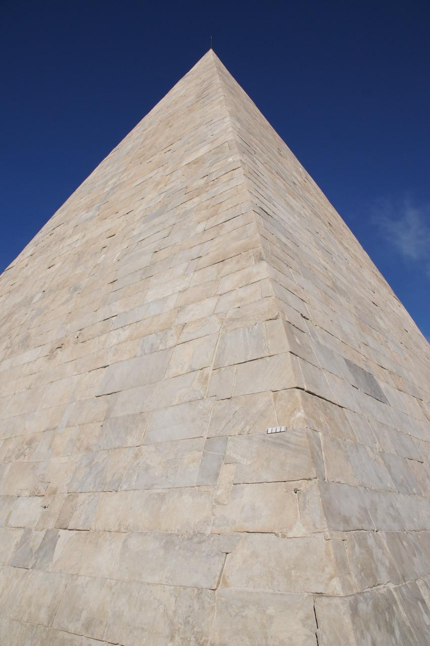 Cestius-Pyramide, Rom