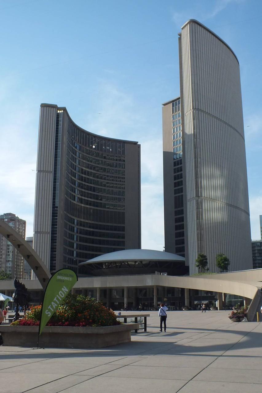 Toronto - Rathaus