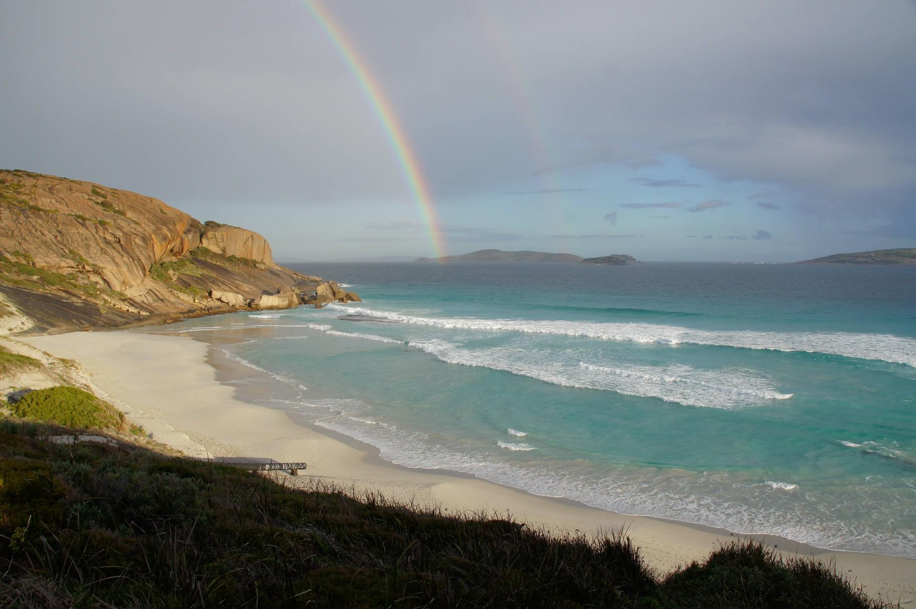 Östlich von Esperance, Westaustralien
